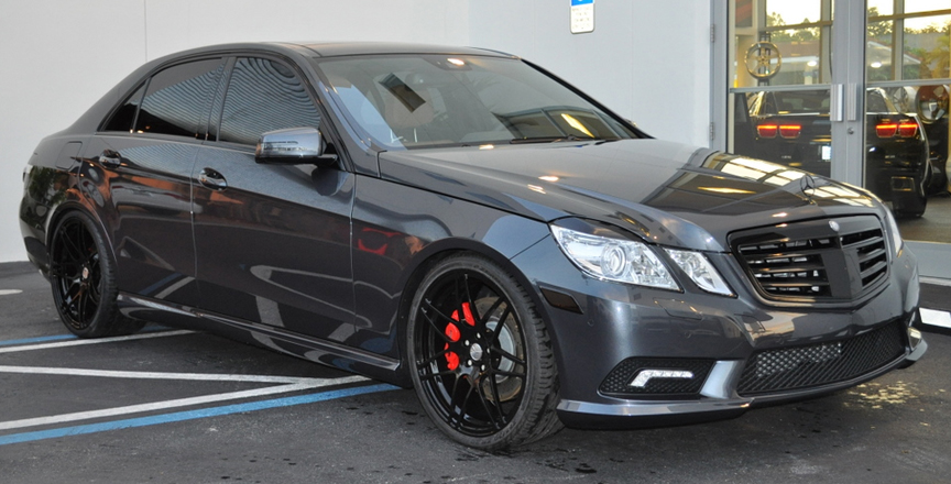 Xxxautohaus com for Black rims for mercedes benz e350
