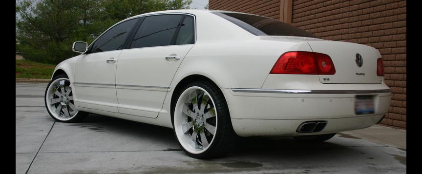 2009 VOLKSWAGEN PHAETON/TOUAREG R50/PASSAT B7 REPLICA ... |Volkswagen Phaeton Wheels