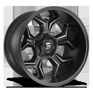 Avenger - D605 5 Matte Black/Machined/DDT