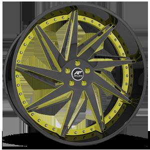 Amazin 5 Black and Yellow
