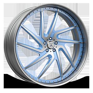 FS09 5 Blue Brushed