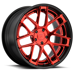 TL102 5 Black w/ Red Face