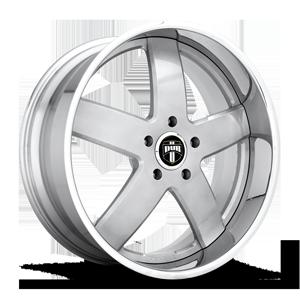 Baller - X84 5 Silver w/ Gloss Clear