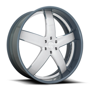 Baller - X84 6 Light Steel Gray