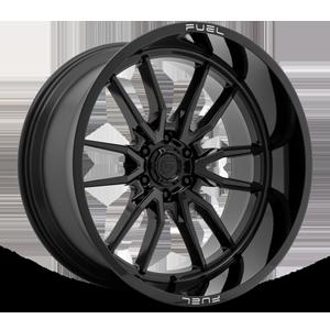 Clash - D760 6 Gloss Black 24x12