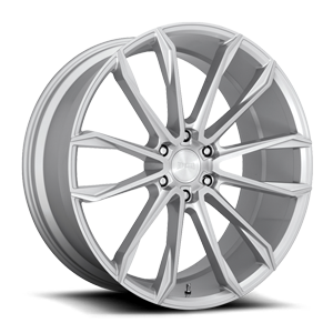 Clout - S248 6 Silver w/ Brushed Face