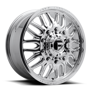 FF66D - 10 Lug Front 10 Polished