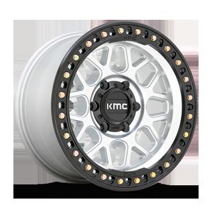 KM549 GRS 6 Machined with Black Lip