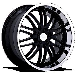 R281 5 Gloss Black