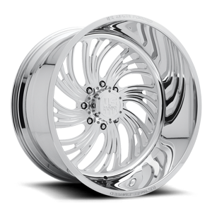Outrage 8 - Forged HD 8 Polished
