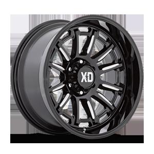 XD865 Phoenix 6 Gloss Black Milled