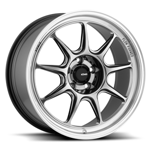 Konig Countergram 5 Hyper Chrome
