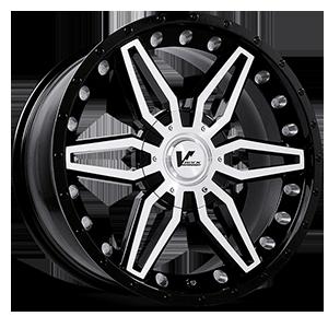 VR4 Axial 6 Black